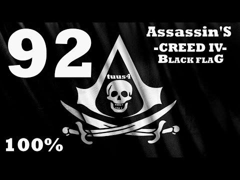 Pt.92 - Assassin's Creed IV: Black Flag 100% [1080p] Walkthrough
