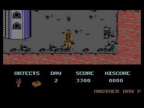 Dante's Inferno C64 [Complete Game]