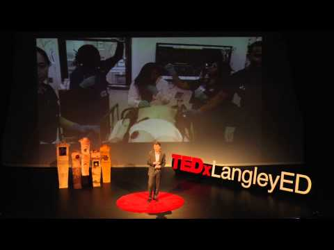 The future of health education | Martin Pusic | TEDxLangleyED