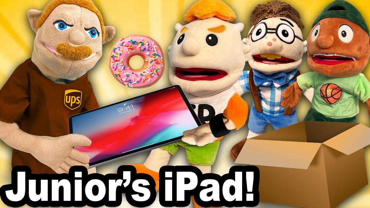 Download SML Movie: Junior's iPad!