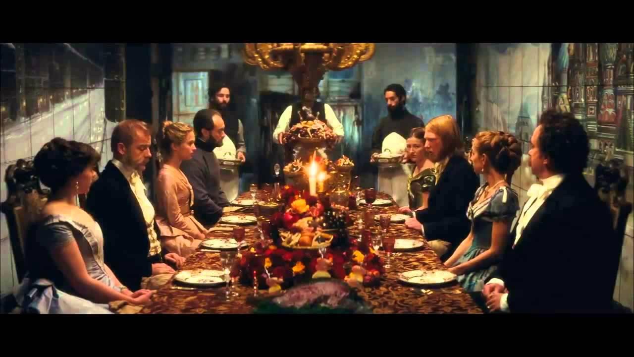 Anna Karenina -Trailer en español HD