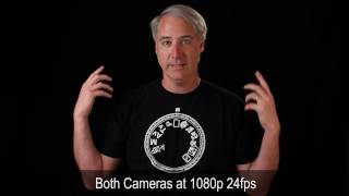 Nikon D5100 vs Canon T3i/600D Video Shootout