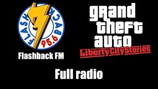 GTA: Liberty City Stories - Flashback FM | Full radio