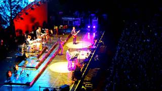 a-ha - Stay On These Roads (Live in St Petersburg 11 Nov 2010)