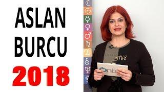 Aslan Burcu 2018 Astroloji
