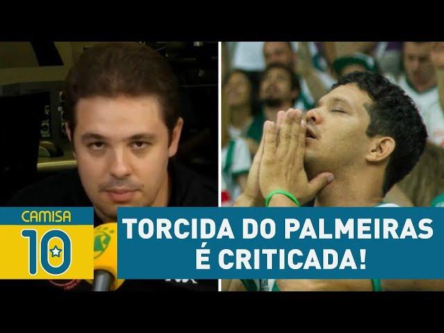 Vaias? Torcida do Palmeiras é CRITICADA após derrota!