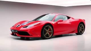 Ferrari 458 Speciale @ Auto Mystique Car Care (AMCC)