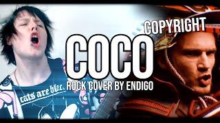 COCO (copyright) | Pewdiepie Song Parody | Endigo
