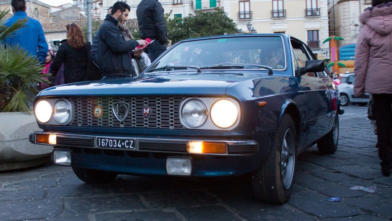 Lancia beta coupe 1600 walkaround and driving 2014 hq youtube vanachro Images