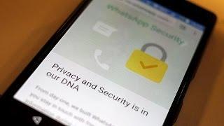 واتساب يعزز الخصوصية – economy     6-4-2016