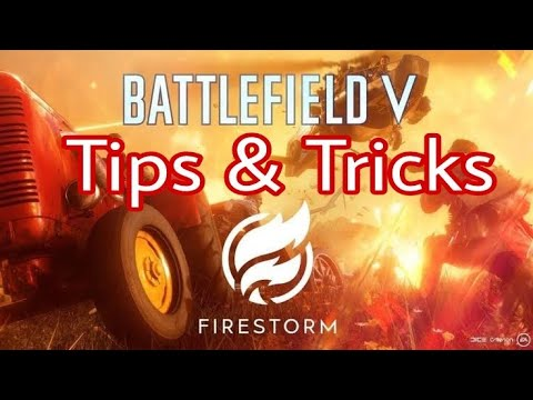 "Battlefield v : battle Royal tips & tricks ""firestorm"""