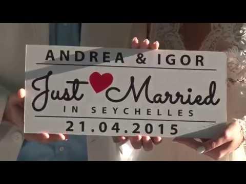 The Seychelles Wedding of Igor and Andrea by Marco Pross Dream Weddings Seychelles