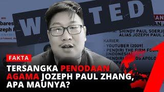 [FULL] Tersangka Penodaan Agama Jozeph Paul Zhang, Apa Maunya? | Fakta tvOne