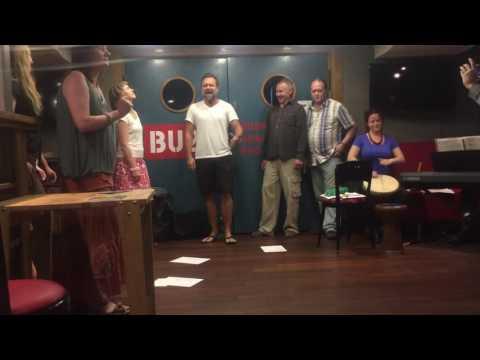 Adio, zpívá Cantina na Cargo Gallery 16. 6. 2016