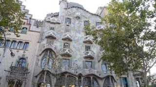 アキーラさん訪問①スペイン・バルセロナ・カサバトリョ,Casa Batlló,Barcelona,Spain