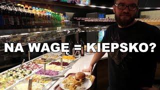 Czy jedzenie na wagę MUSI BYĆ KIEPSKIE? | GASTRO VLOG #95