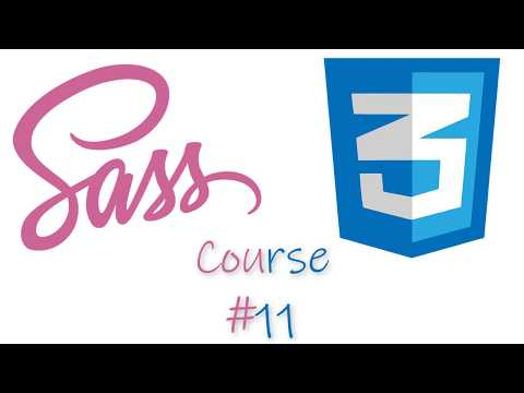 SASS & CSS Course #11 - Media Queries Part 1