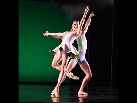 Flight of Fancy - a ballet by Ma Cong, Tulsa Ballet