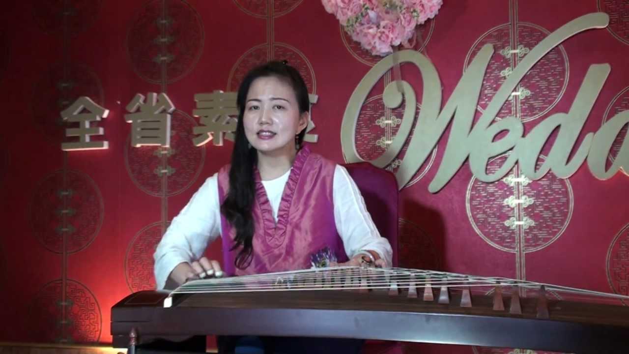 吳語宸-唱-古箏-後宮甄嬛傳-紅顏劫-Guzheng - YouTube