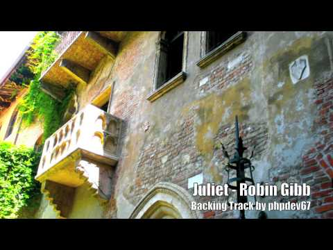 Juliet - Robin Gibb [Instrumental Cover by phpdev67]