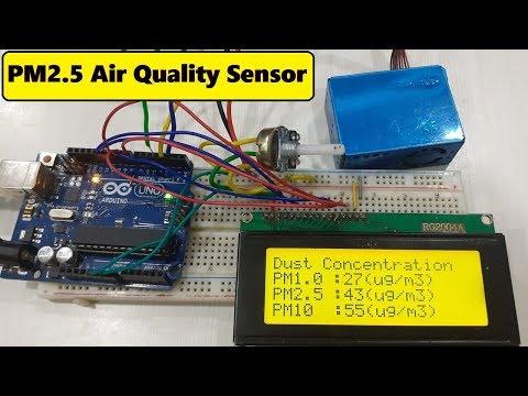 .感測器在手持便攜式空氣品質檢測儀上的應用方案