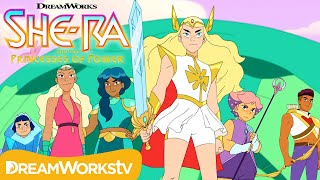 Season 2 Trailer | DREAMWORKS SHE-RA AND THE PRINCESSES OF POWER