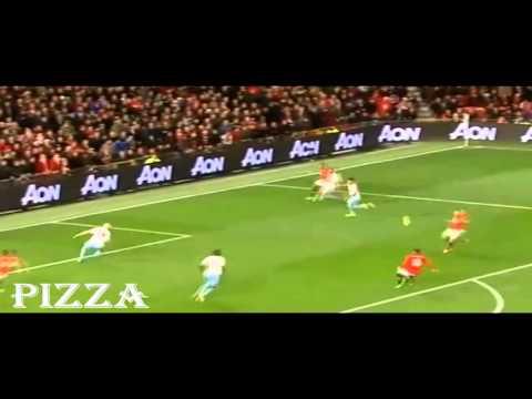 Манчестер Юнайтед - Вест Хэм Юнайтед 3-1 голы, 21/12/2013