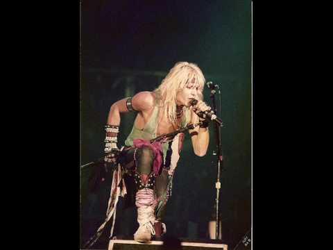 Motley Crue - Red Hot (live 1984) New York