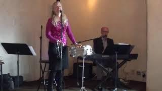 Just in Time - Susannah Martin / Steve Sandner @ SteakHouse 89 Sedona Az USA