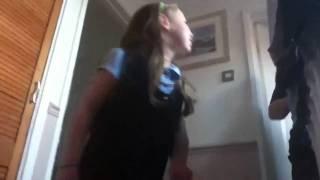 Sisters tantrum. (part 2)