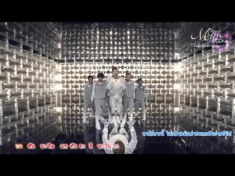 [TH Karaoke & Trans] TVXQ - Catch Me