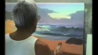 Paint beautiful Seascapes with André Grobler