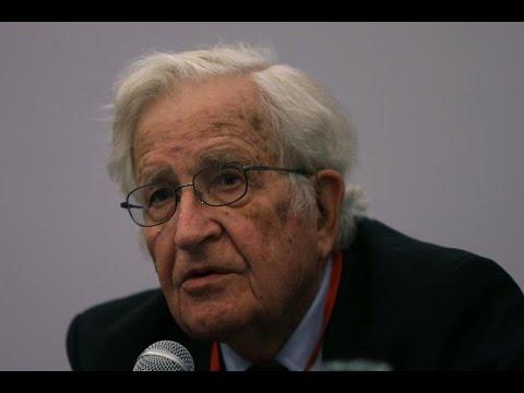Chomsky: Estamos ante otro fallo masivo y colosal del capitalismo neoliberal