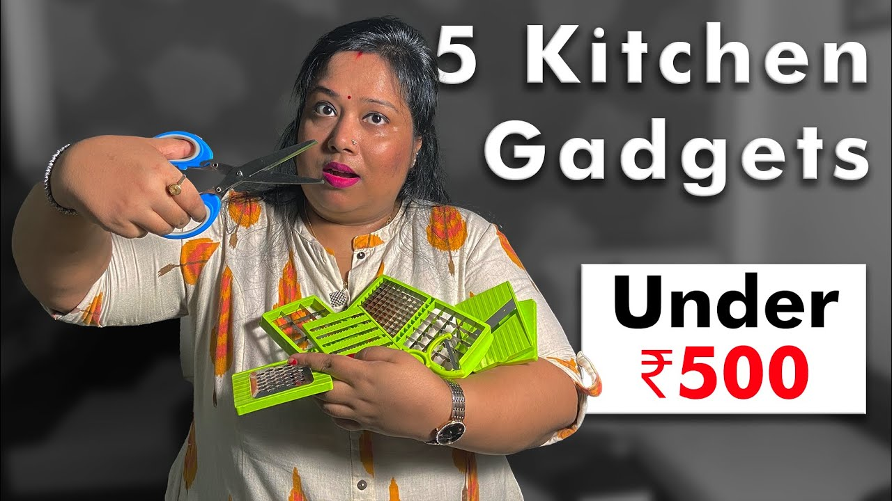 5 Smart & Useful Kitchen Tools You Must Have || Unboxing Part..3