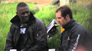 Idris Elba learns to ride a trail bike - Idris Elba: King of Speed - Episode 2 - BBC Two