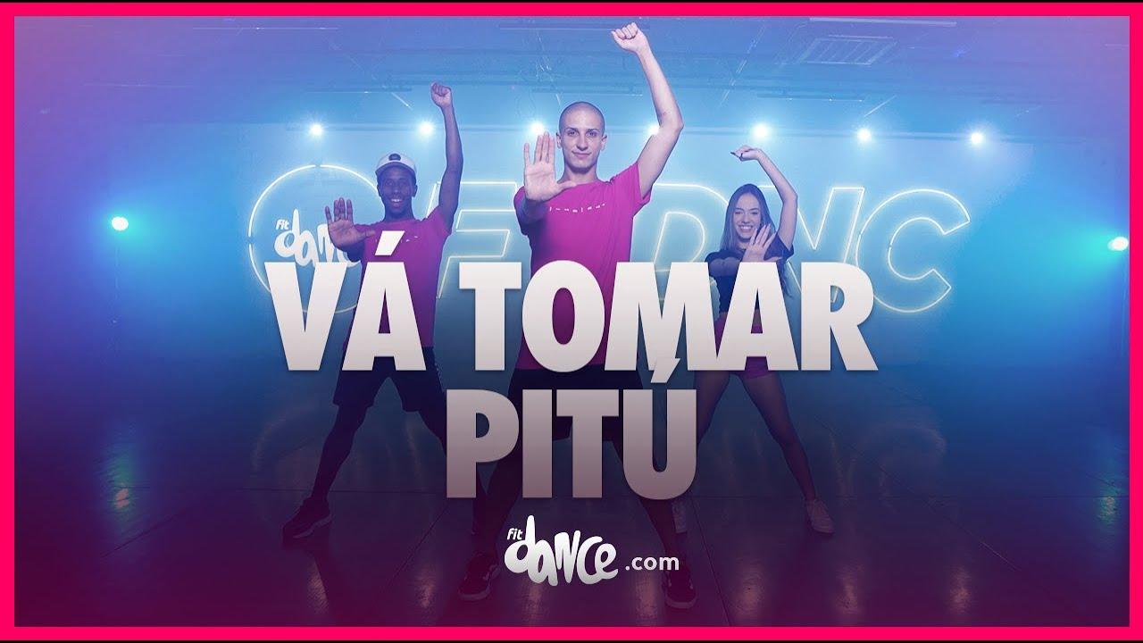 Download Vá tomar Pitú  - Isqueminha | FitDance (Coreografia) | Dance Video