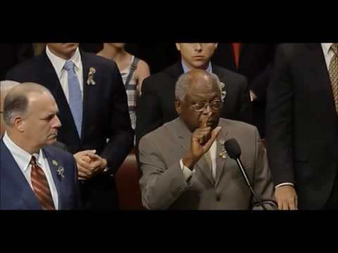 Paul Ryan cuts off James Clyburn remarks for lying and acting a fool during legislation