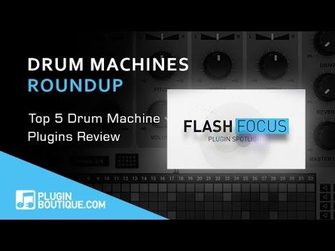 top 5 drum machine plugins plugin boutique flash focus youtube. Black Bedroom Furniture Sets. Home Design Ideas