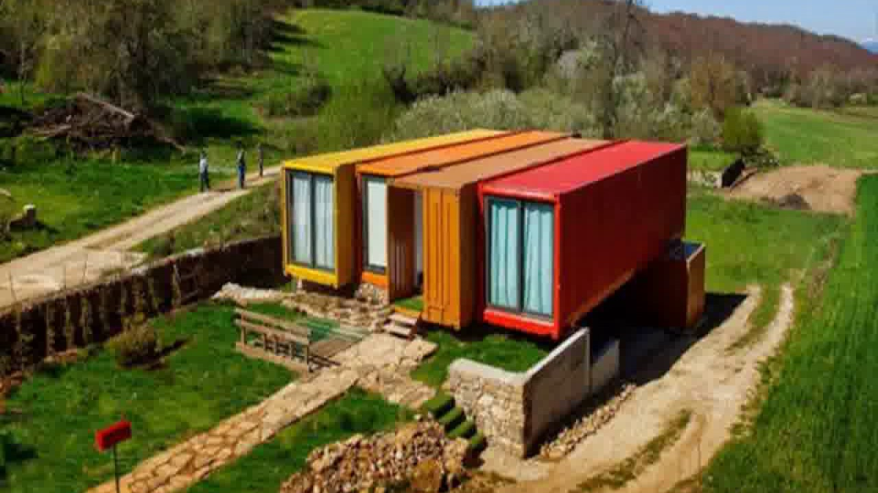 Shipping Container House Spain Shipping Container Homes