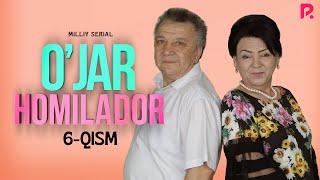 O'jar Homilador 6-qism (milliy Serial) | Ужар хомиладор 6-кисм (миллий сериал)
