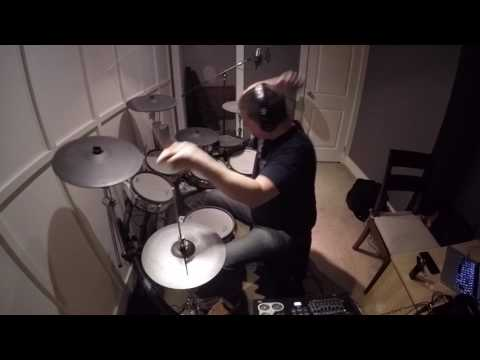 Alesso - Falling (drum cover)
