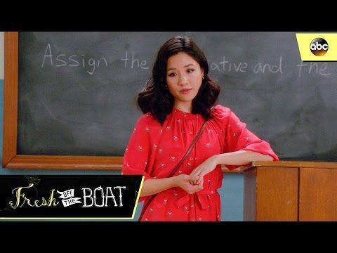 Jessica the Debate Teacher - Fresh Off The Boat 3x21