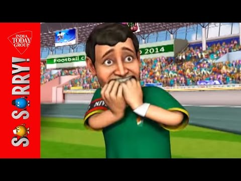 So Sorry: FIFA World Cup, UPA v/s NDA