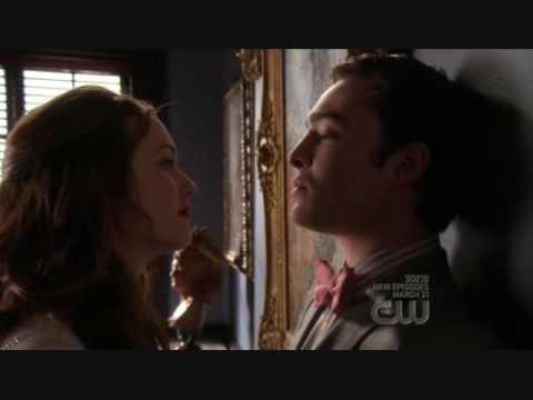 Chuck and Blair Kiss Scene in 2x19