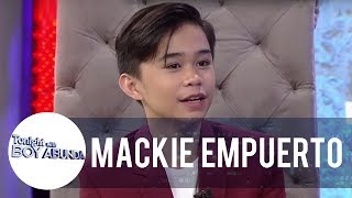 Mackie answers the question about leaving the TNT Boys |  TWBA