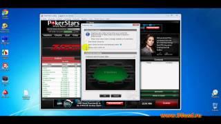 Настройка клиента Pokerstars для комфортной игры в Zoom Poker