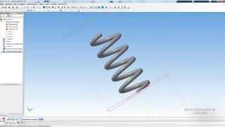 Компас 3D уроки - Анимация пружины(Група ВК- https://vk.com/club73725753 ___UA__ У цьому відео показано як зробити анімацію пружини в Компас 3D ___RUS__ В этом виде..., 2014-07-11T16:42:26.000Z)