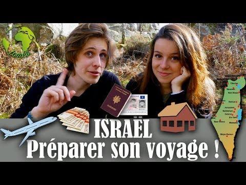 VOYAGE en ISRAEL : Nos TRUCS et ASTUCES !!