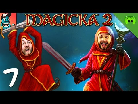 MAGICKA 2 # 7 - Eiskalt «» Let's Play Magicka 2 Together | Full HD Gameplay