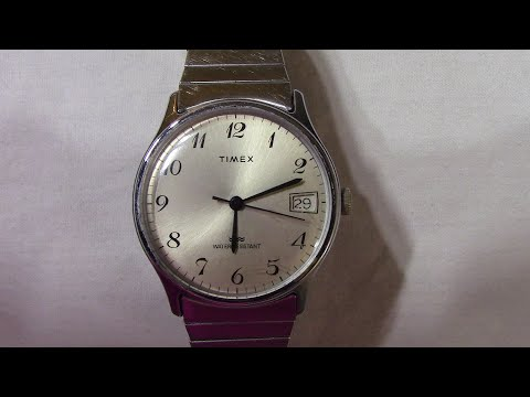 1987 - 1990 Last Years Of Timex Mechanical Watches